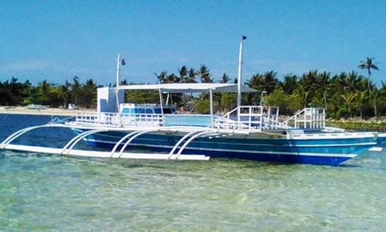 Danztour Boat Diving Trips In Cebu City