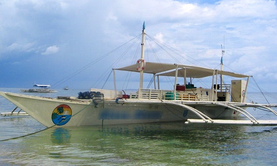 Big Boat Diving Trips In Panglao