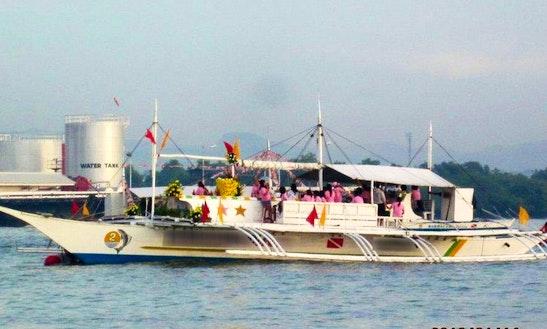 40 Pax Passenger Boat In Lapu-lapu City