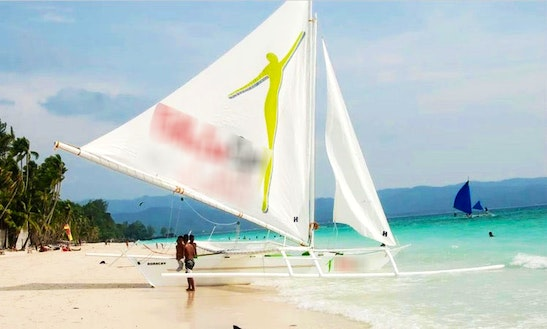 Yacht Sailing Trips In Malay, Philippines