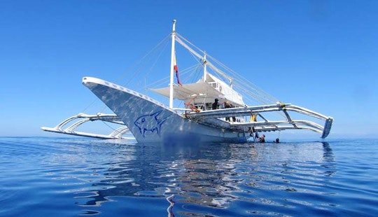 Passanger Boat In Philippines