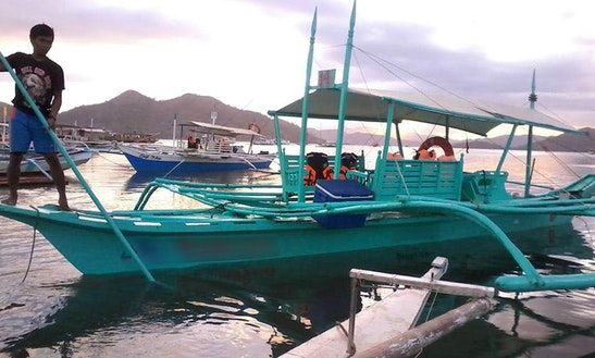 3,500 Php Boat Tour For 10 People In Puerto Princesa, Philippines