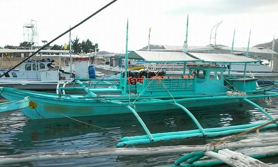 14 Person Boat Tour In Puerto Princesa, Philippines
