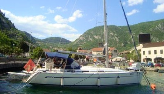 Charter 36' Bavaria Cruising Monohull In Baošići, Kotor