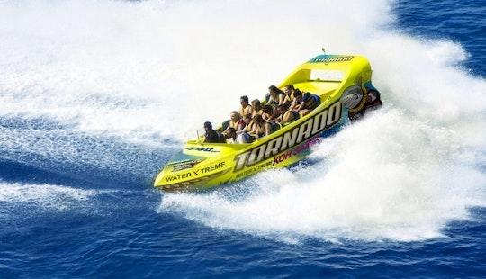 Enjoy Jet Boat Tours In Ko Samui, Thailand