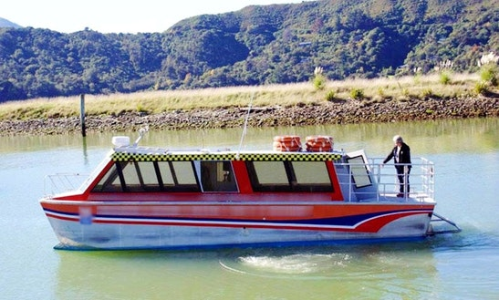 'beachfeet' Boat Water Taxi & Cruise Trips In Havelock