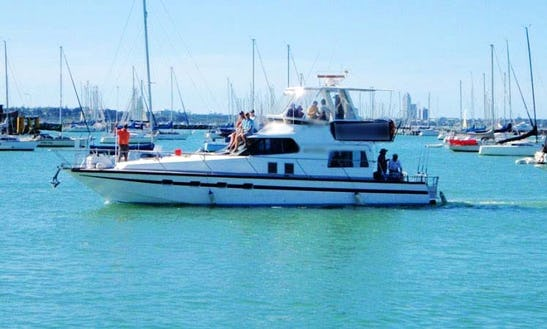 Mv Extasea Boat Fishing Trips In Auckland