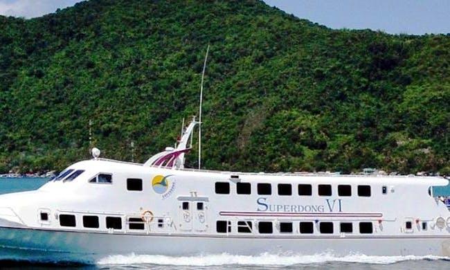 Enjoy Cruising in Thi xa Ha Tien, Vietnam on Superdong VI Passenger Boat