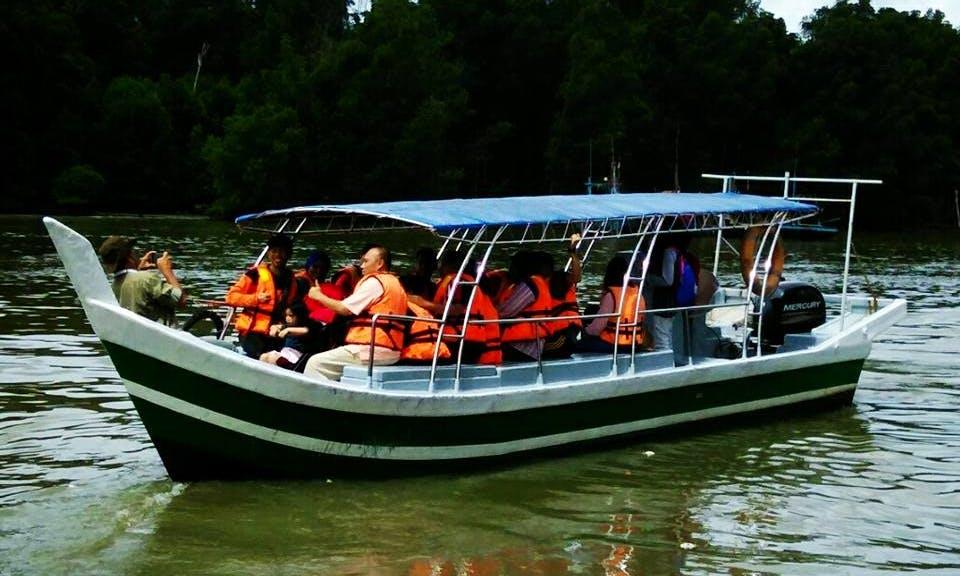 River Cruises in Taiping Perak, Malaysia