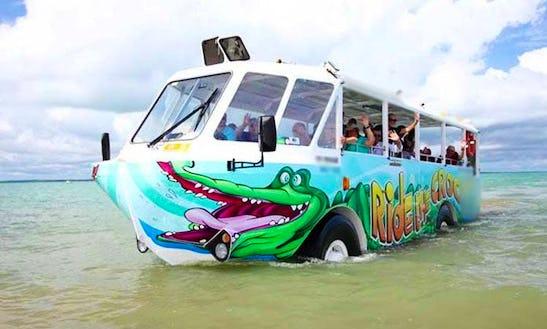 Land & Sea Tours On The