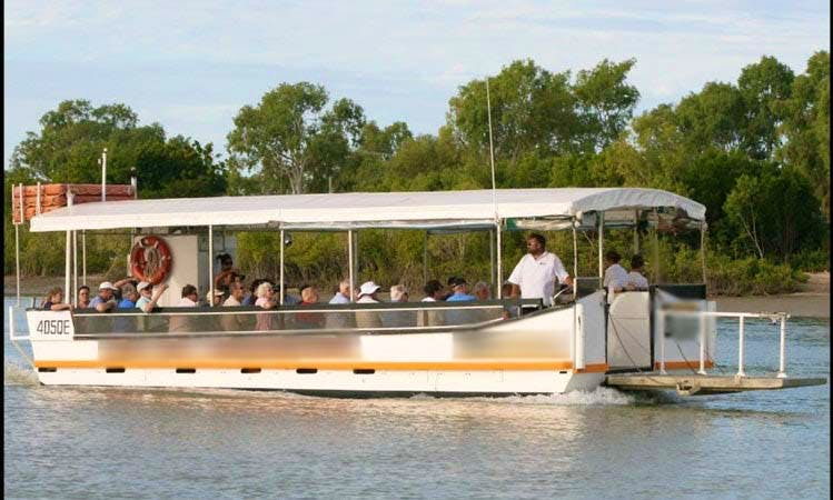 "Wildlife Tours ""Ferryman"" Cruises in Karumba, Australia"
