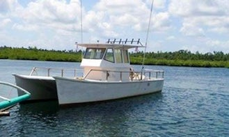 Fishing Trip Vacation in the Stunning Island of Siargao, Philippines
