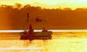 Enjoy Fish Eagle Sunset Cruise in Limpopo, South Africa