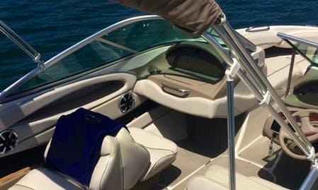21ft Maxim Bowrider Rental In Coronado, CA