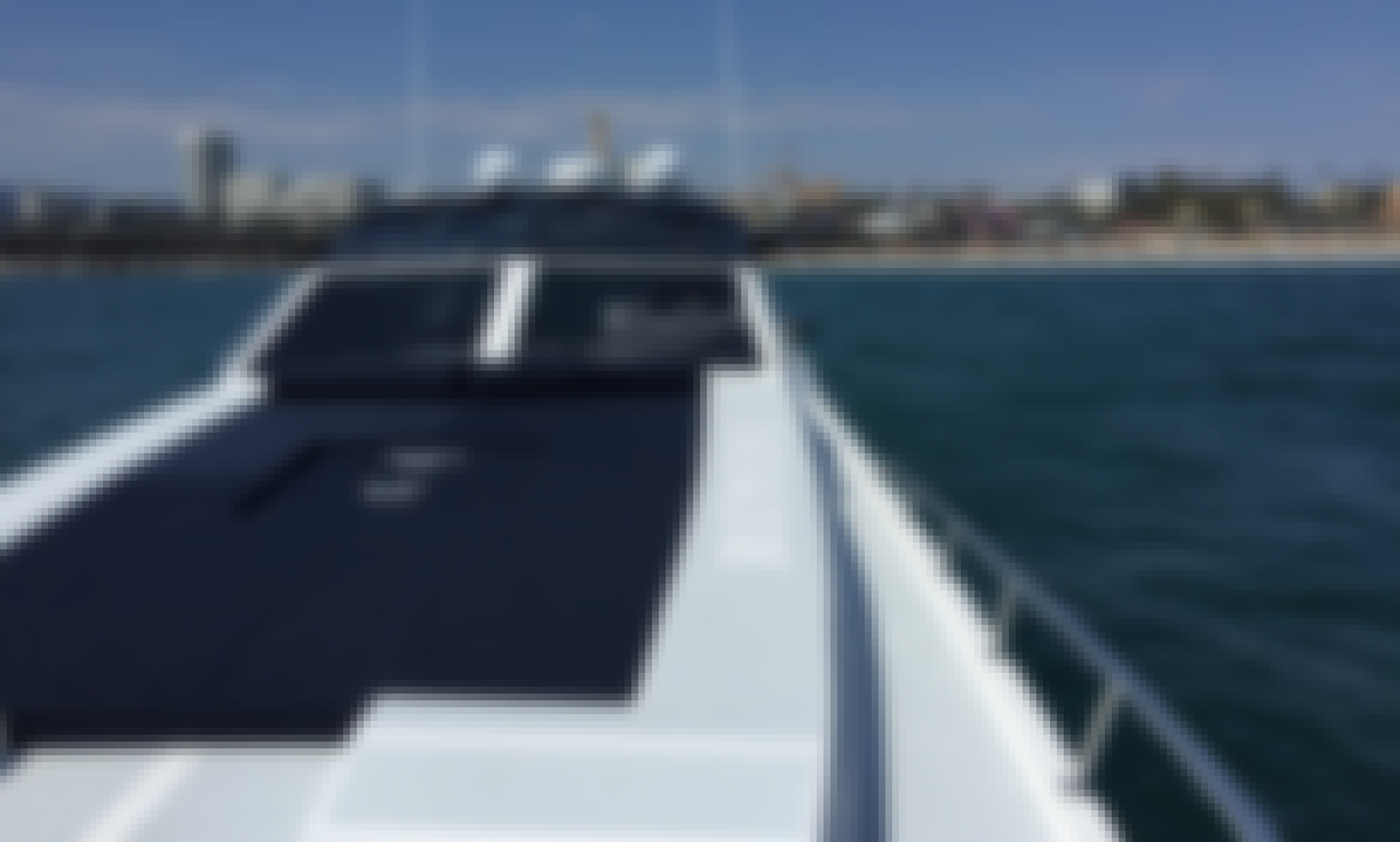 60' Luxury Yacht in Marina del Rey - Let's get out and enjoy the water!