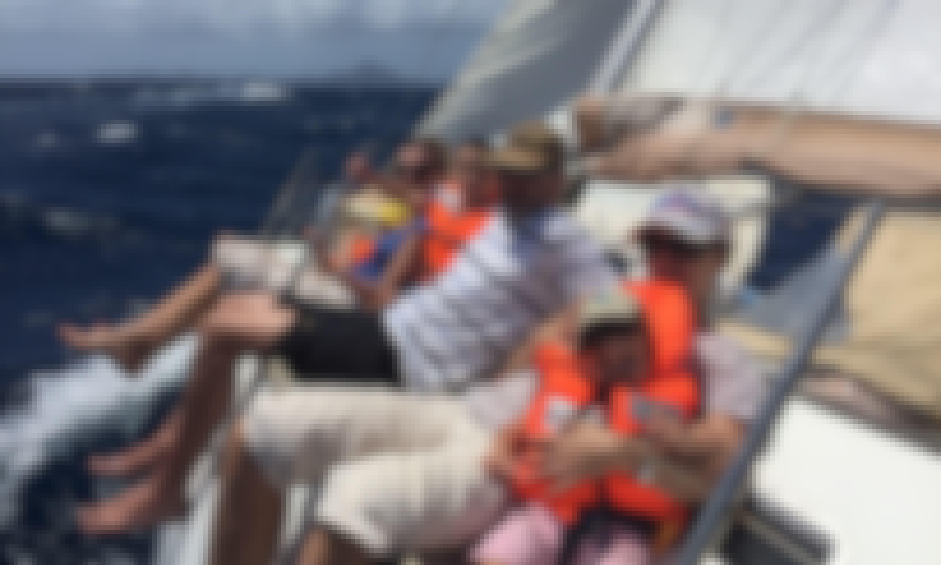 Sail tour to Les Saintes with Skipper Sailing teacher