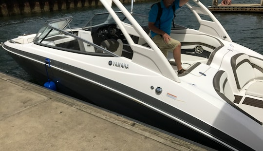 Wakeboarding Boat For Rent In Riviera Beach, Florida