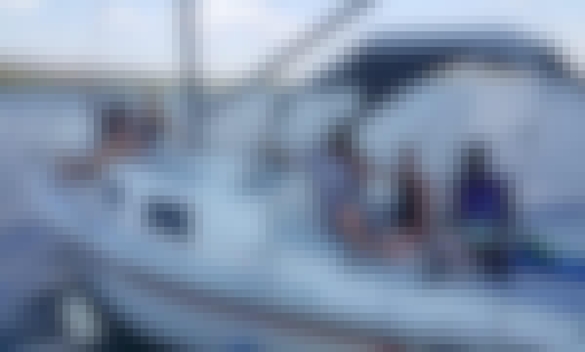 Charter 26' Cruising Monohull in Hartbeespoort, South Africa