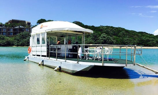 Charter A Pontoon In East London, Eastern Cape