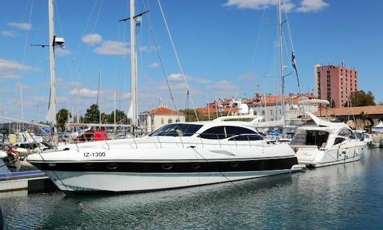 Charter 56' Alena Power Mega Yacht In Portorož, Slovenia