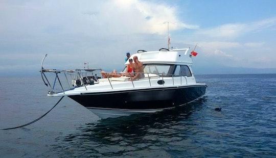 39' Bali Rizio Private Boat Charter In Bali, Indonesia
