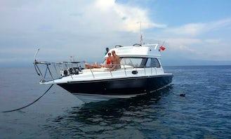 39' Bali Rizio Private Boat Charter in Bali, Indonesia3