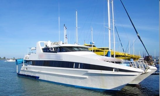 Boat Cruises In South Bali