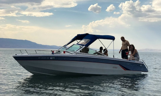 Bowrider For Rent In Tahoe Area Sports Equipment Included