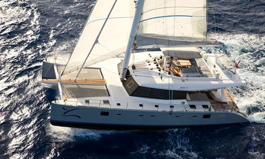 Sunreef 62 | 62-feet Luxury Sailing Catamaran