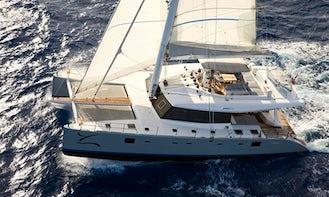 Sunreef 62 | 62-feet Luxury Sailing Catamaran