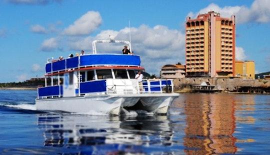 Cruising In Willemstad, Curacao