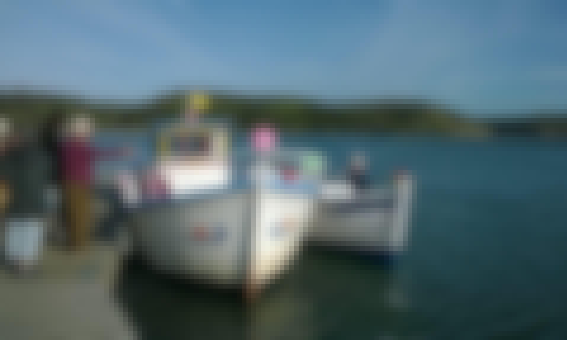 Charter a Trawler in Vila Nova de Milfontes, Beja