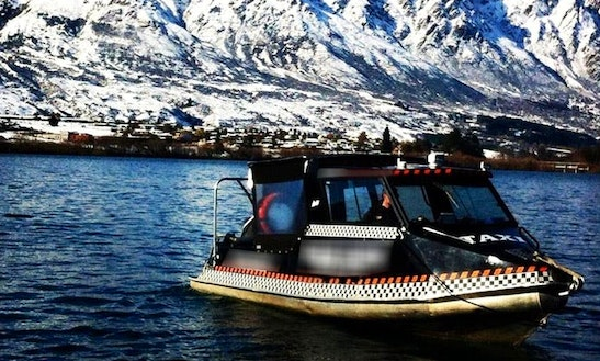 Water Taxi Ride In Queenstown