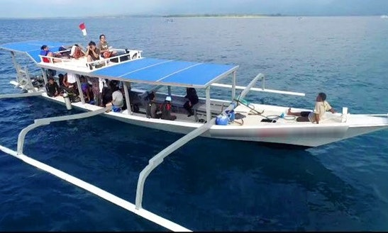 Diving Boat Rental In Marga