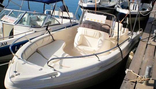 Soverato 90hp Speedboat In Cyprus, Poli Crysochous