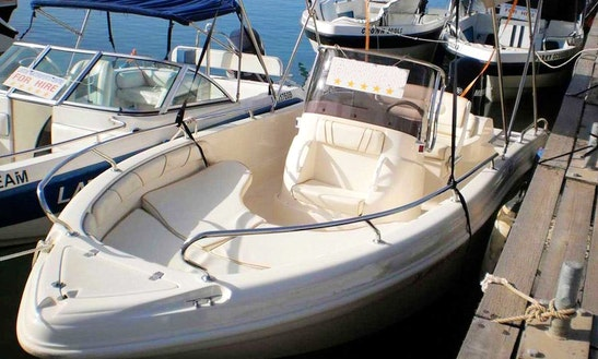 Soverato 90hp Speedboat In Cyprus, Poli Crysochous