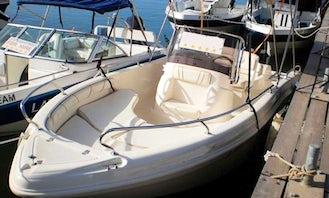 Soverato 80hp Speedboat in Cyprus, Poli Crysochous