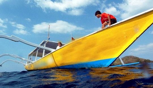 Diving Tour In Gilli Trawangan