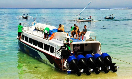 Charter The 55ft Motor Boat In Batu Layar, Indonesia