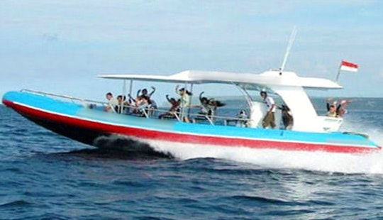 Exciting Boat Snorkeling Trips In Bali, Indonesia
