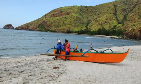 Charter A Traditional Boat In San Felipe, Philippines