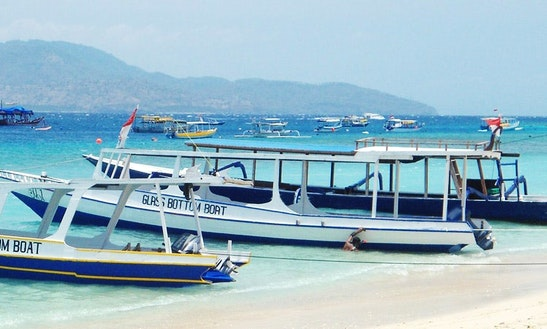 Glass-bottom Boat Snorkeling Trip In Nusa Tenggara