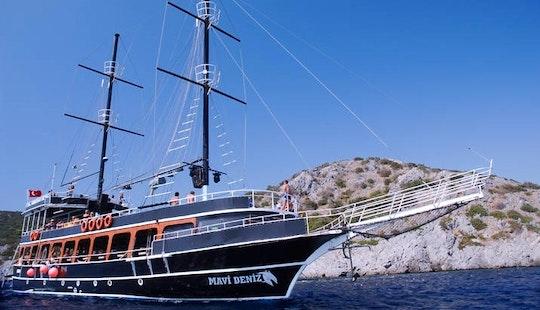 Amazing Cruise In Muğla, Turkey