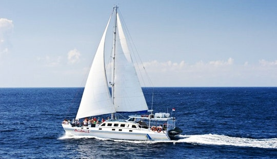 Enjoy Diving In Nusa Lembongan On A Day Cruise