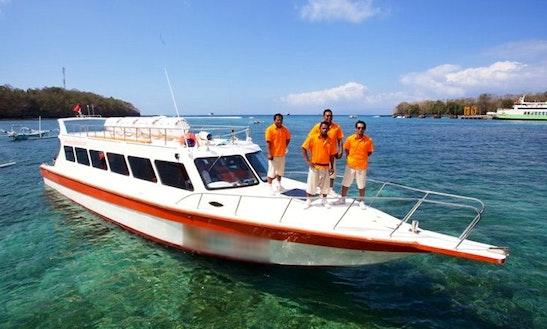 Motor Yacht Rental In Senggigi, Indonesia