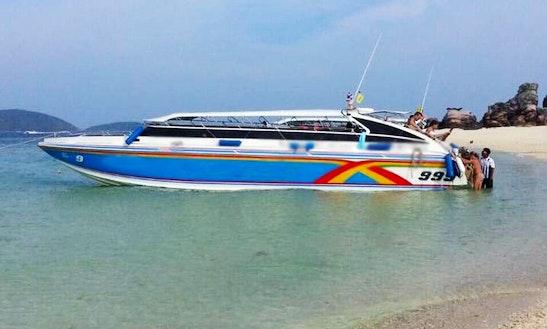 Charter Passenger Boat In Koh Keaw, Phuket For 35 People