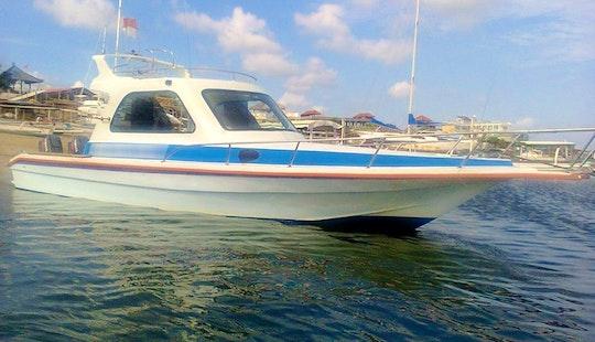 Charter Bryhana Motor Yacht In Kuta Selatan, Bali