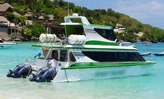 'Super Scoot' Boat Cruising in Kuta Selatan