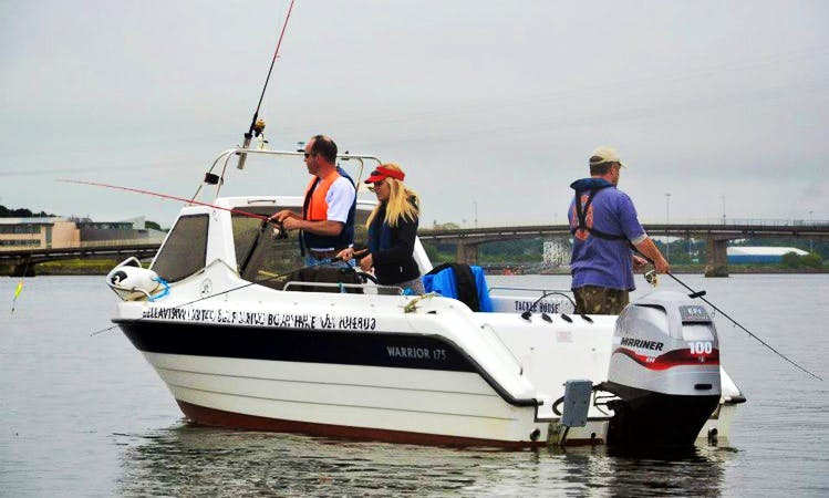 Head Boat Fishing Trips in Cobh, Ireland