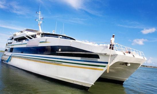 Bali Hai Cruise(power Catamaran) In Bali